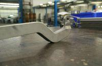 Edelstahl 1.4571 Blech 30,0 Laserzuschnitt Mechanisch bearbeitet