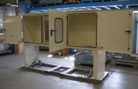 Aluminium Schaltschrank IP65 Freiluft Pulverbeschichtet