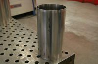 Aluminium AlMg4,5Mn0,7 Rohr WIG Geschweißt