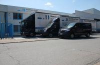 Logistik | Lieferfahrzeuge